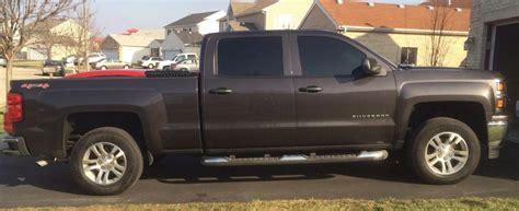tinted windows  toolbox   chevy