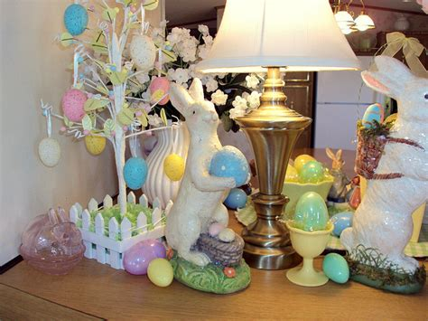 Easter Home Decor Styling: 8 Easter House Decorations