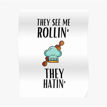 Sherlock Bbc Posters Poster Redbubble They Hatin