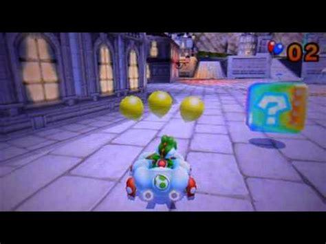 siege kart mario kart 7 balloon battle 1