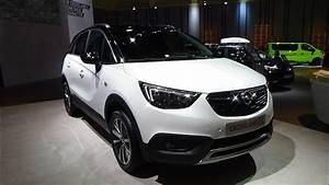 Opel Crossland 2018 : 2018 opel crossland x innovation exterior and interior auto show brussels 2018 youtube ~ Medecine-chirurgie-esthetiques.com Avis de Voitures