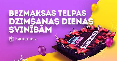 Kur svinēt dzimšanas dienu Rīgā? 🎂 - WOLFTRIKE® Drifta Halle