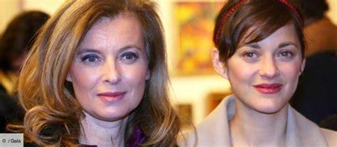 Valérie Trierweiler et Marion Cotillard manifestent pour ...