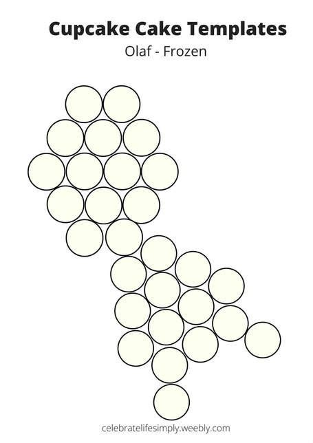 pull apart cupcake cake templates 3909 best cupcake shaped creations images on cup cakes cupcake and cupcake cakes
