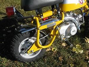 1969 69 Honda Z50 Z50a Mini Trail 50 K1 Fully Restored