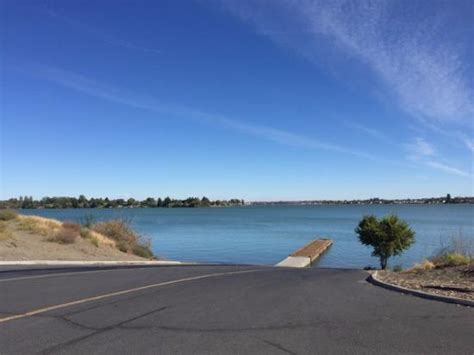 Boat Launch Lake Washington by Boat Launch Picture Of Blue Heron Park Moses Lake