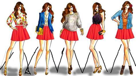 Fashion Design Fashion Design Drawing 2017 Fashion Style Drawing