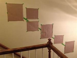How, To, Hang, Pictures, Along, A, Staircase
