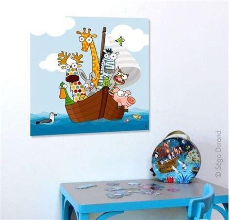 tableau pour chambre tableau animaux rigolos pour chambre bébé et enfant