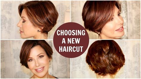 How I Choose New Hairstyles