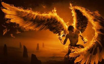 Angel Found Fantasy Power Abyss Wallpapers Angels