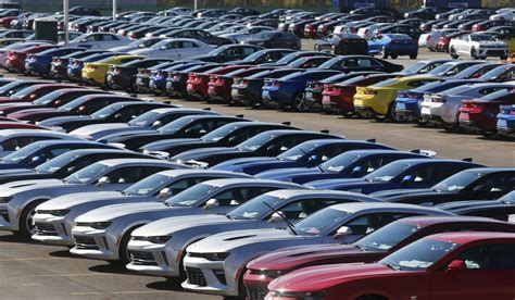 January 2016 Us New Auto Sales
