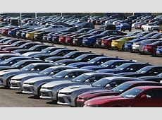 January 2016 US New Auto Sales Best Start To A Year Since