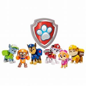 Paw Patrol Set : paw patrol 6 personaggi unico set chase skye rubble marshall rocky zuma cani tv ebay ~ Whattoseeinmadrid.com Haus und Dekorationen