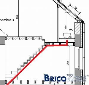 Tuyau Evacuation Wc : vacuation wc pente 45 via escalier ~ Farleysfitness.com Idées de Décoration