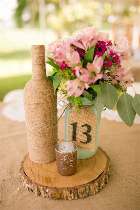 30 Ways To Use Twine At Your Wedding Wedding bottles