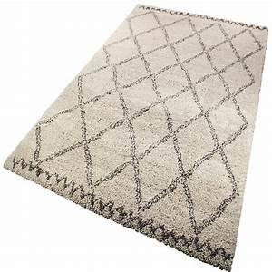 Tapis Berbere Ikea : tapis cr me et gris 160x230cm aline d coration int rieur alin a ~ Teatrodelosmanantiales.com Idées de Décoration