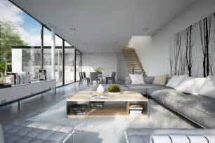 wohnzimmer modern grau grn 25 modern living rooms with cool clean lines