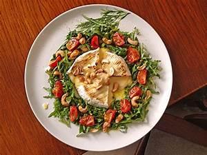 Honig Senf Sauce Salat : gebackener camembert an honig senf sauce mit rucola tomaten salat von pahohmann ~ Watch28wear.com Haus und Dekorationen