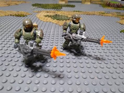 Share Project UNSC Marine types updated | MEGA™ Unboxed