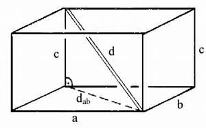 Diagonale Eines Rechtecks Berechnen : analogie ~ Themetempest.com Abrechnung