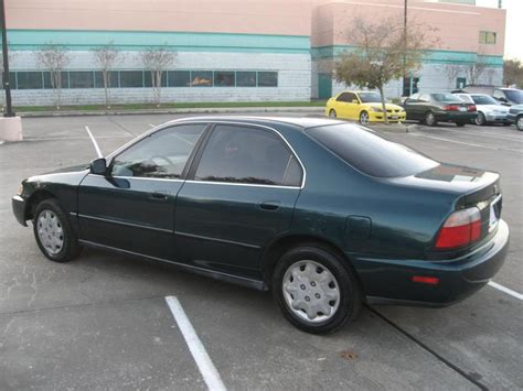 1997 Honda Accord  Information And Photos Zombiedrive