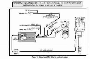 Msd 85551 Wiring Diagram