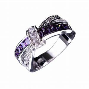 crossed wedding engagement ring wholesale cross finger With wedding ring wholesale