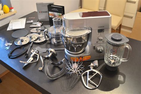 kenwood cooking chef km086 unboxing