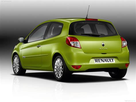 Renault Picture by Renault Clio 2009 Picture 12 Of 21