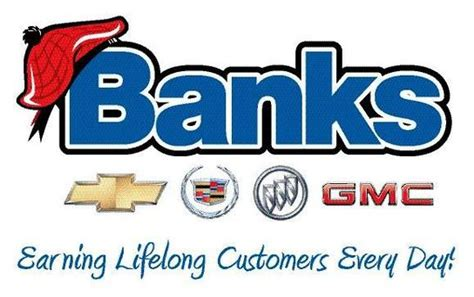 Banks Chevrolet Cadillac Buick Gmc by Banks Chevrolet Cadillac Buick Gmc Car Dealership In