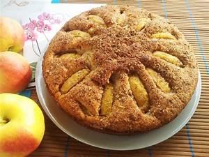 Recette Gateau Vegan : g teau aux pommes recette vegan pratique ~ Melissatoandfro.com Idées de Décoration