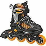 Roller Derby Boy S Tracer Adjustable Inline Skate Size Chart Amazon Com Roller Derby Boy 39 S Tracer Adjustable Inline