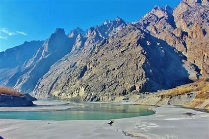 Pakistan Hunza Backpacking Visa River Assurance Longest