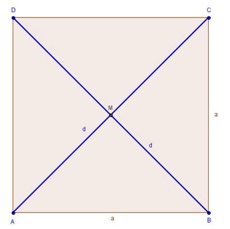diagonalen des quadrats