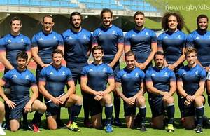 Maillot Rugby A 7 : new france sevens olympic jersey 2016 france rugby jo 2016 shirts home away new rugby kits ~ Melissatoandfro.com Idées de Décoration