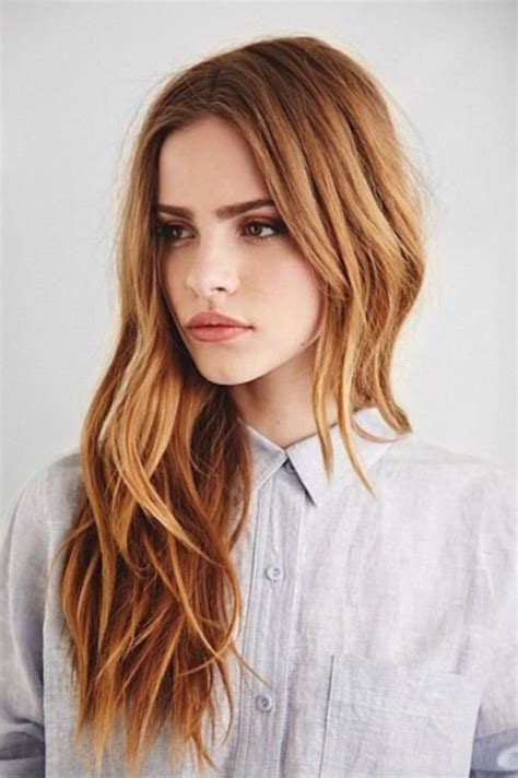 Brazilian Virg Hurr Strawberry Blonde Hair Dyed Hair
