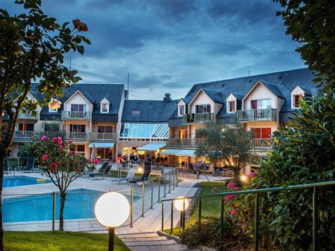 hotel mercure omaha port en bessin huppain