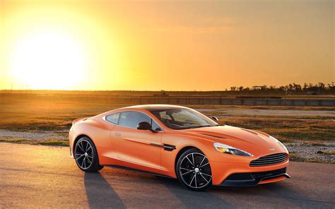 Free Download Aston Martin Vanquish Wallpaper