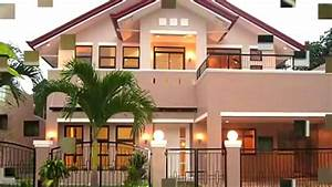 Modern, House, Paint, Colors, Exterior, Philippines