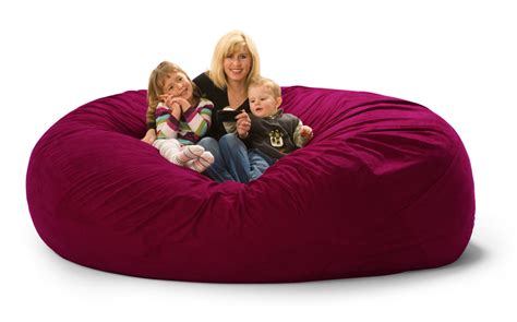 lovesac memory foam chair big one lovesac sack of foam