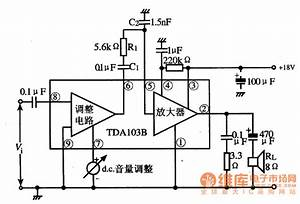 tda1013b the audio power amplifier integrated circuit With lm4856 integrated audio amplifier circuit diagram datasheet and application