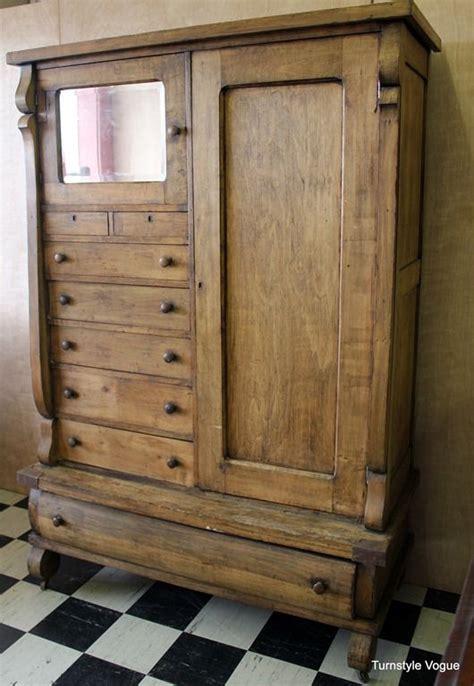 Dresser Wardrobe Furniture by Best 25 Antique Wardrobe Ideas On Antique