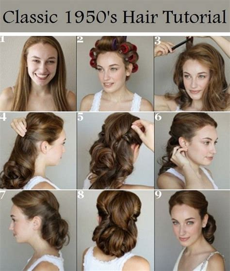 25 best ideas about vintage hairstyles on pinterest