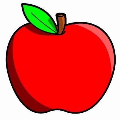 Apple Clipart Transparent Fruits Clip Fruit Icons