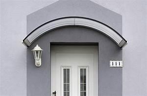 Pose Porte D Entrée : poser une marquise de porte d entr e ~ Melissatoandfro.com Idées de Décoration