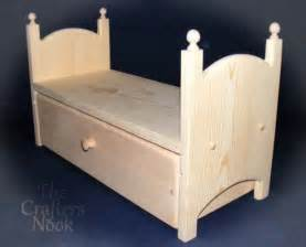 stackable trundle doll bed sleeps 2 american girl dolls ebay