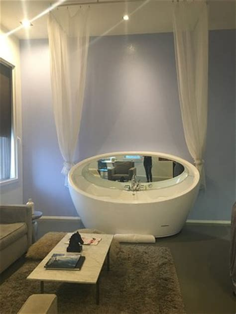 amazing tub in the living room picture of the