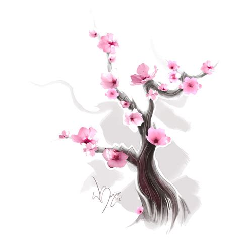 japanese cherry blossom design japanese cherry blossom by wgarts on deviantart