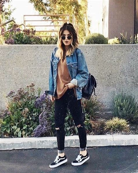 60 Cute Street Style Outfits Ideas but Still Look Elegant - Aksahin Jewelry